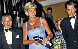 Princ Harry in njegov poklon pokojni princesi Diani