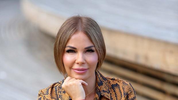 """Ines Stankovič: """"Pišem svojo zgodbo"""" (foto: Helena Kermelj)"""