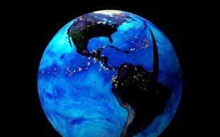 Nasin satelit z izboljšanim laserjem bo tri leta do nekaj milimetrov natančno meril Zemljin ledeni pokrov