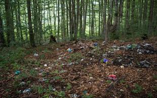 Očistimo Slovenijo: med smetmi največ gradbenih odpadkov in embalaže