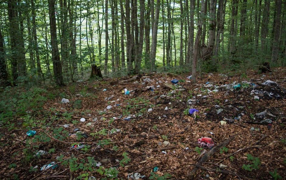 Očistimo Slovenijo: med smetmi največ gradbenih odpadkov in embalaže (foto: profimedia)