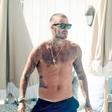 David Beckham je postaven kot mladenič!