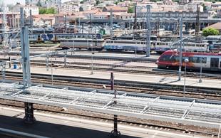 Pri francoskih železnicah razvijajo sistem vožnje brez strojevodij, nova tehnologija naj bi zaživela v nekaj letih