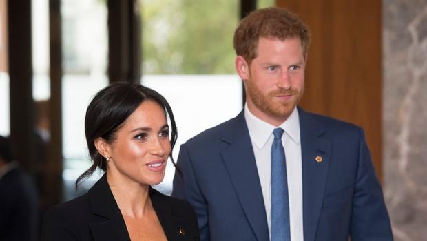 Meghan Markle in princ Harry ne bosta prišla na praznovanje 70. rojstnega dne princa Charlesa (foto: Profimedia)