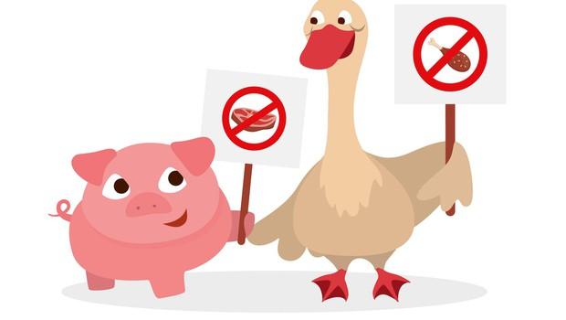 Veganstvo v vzponu (foto: Shutterstock)