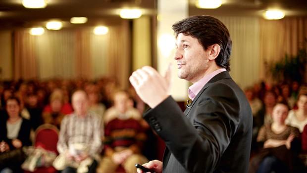 Terapevt Tomislav Kuljiš: Samo celi lahko polno ljubimo (foto: Ipd center)