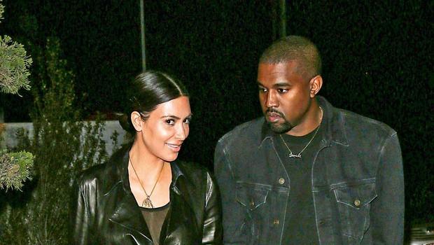 Kanye West in Kim Kardashian: Kriza v zakonu (foto: Profimedia)