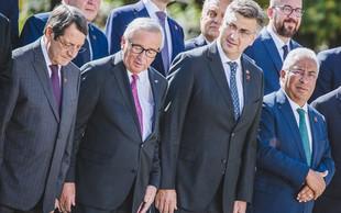Štirje evropski poslanci iz Slovenije pisali Junckerju v zvezi z arbitražo