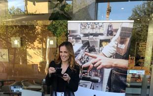 Barcaffè Barista Tour – pridružila se je tudi Nina Pušlar