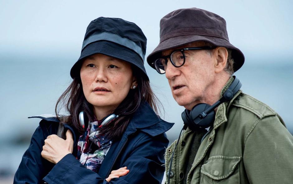 Žena stopila Woodyju Allenu v bran (foto: Profimedia)