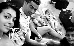 Cristiano Ronaldo v videu zanikal obtožbe o posilstvu in jih označil za lažne novice