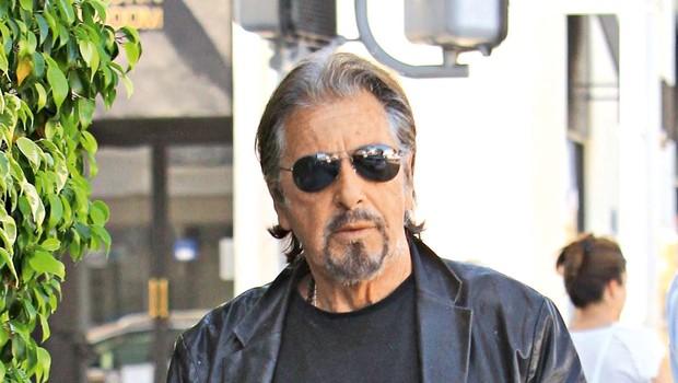 Al Pacino ljubi 39 let mlajšo (foto: Profimedia)