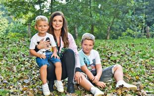 Natalija Verboten se s sinovoma pripravlja na maraton