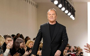 Michael Kors za modno znamko Versace odštel dve milijardi dolarjev