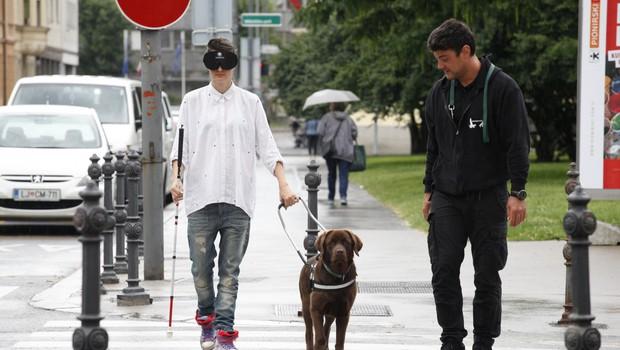 Pes pomočnik tudi za gibalno ovirane