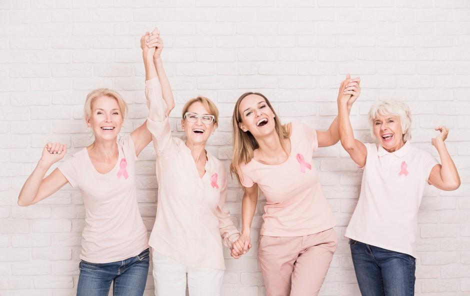 Bolnice z rakom na dojkah in rodilih potrebujejo tudi čustveno podporo! (foto: SHUTTERSTOCK)