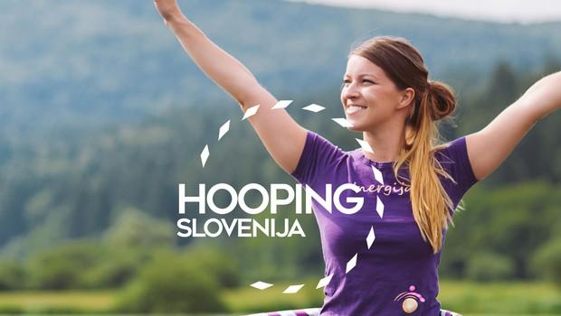 Hooping - vadba, ki smo jo nekoč poznali pod imenom hulahup (foto: MITJA RESNIK)