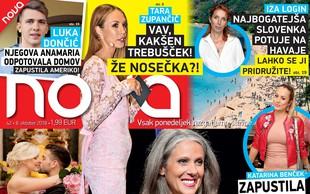 Nataša Tič Ralijan: Izpovedala se je, spregovorila je tudi o pokojnem Gašperju Tiču
