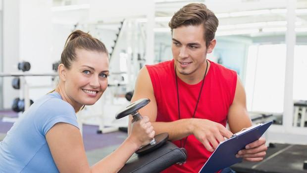 Poklic osebnega trenerja - zahteven in lep (foto: Profimedia)