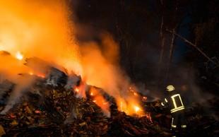 Bosanski Brod: Ena smrtna žrtev eksplozije v rafineriji, več ranjenih