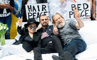 Yoko Ono ob Lennonovi obletnici rojstva predstavila svojo različico Imagine
