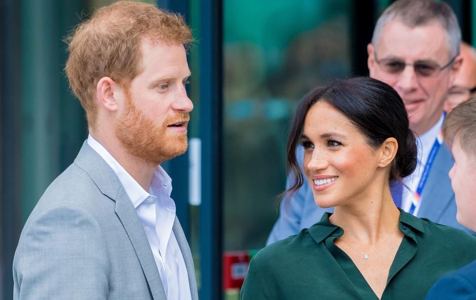 Meghan Markle noseča! Zdaj je na dan prišlo, zakaj princ Harry in Meghan že prej nista delila radostne novice! (foto: Profimedia)
