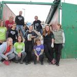 Zbrali 18 ton starega papirja za zaščito živali (foto: Drušvo za zaščito živali Ljubljana)