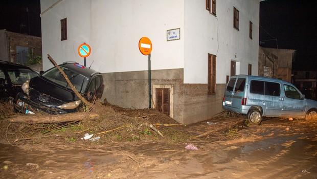 V poplavah na Majorki najmanj 8 mrtvih (foto: Profimedia)
