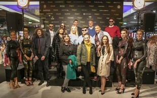 Odprtje prenovljenega pritličja blagovnice Maxi pozdravili tudi Tanja Ribič, Nina Gazibara, Oto Pestner in Adi Smolar