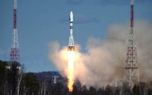 Izstrelitev Sojuza je bila neuspešna zaradi nepravilnosti pri sestavi delov