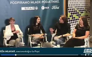 Ekipa La Popsi z Matijo Goljarjem in gosti na Štartaj Slovenija Roadshow Live