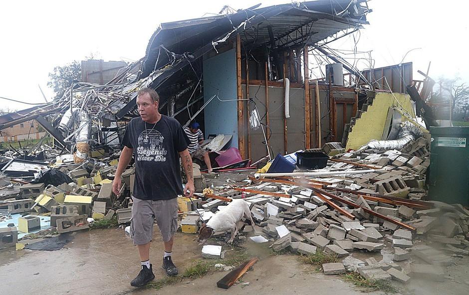 Orkan Michael v ZDA zahteval smrtne žrtve, v Indiji pa zaradi ciklona evakuirali 300.000 ljudi! (foto: Profimedia)