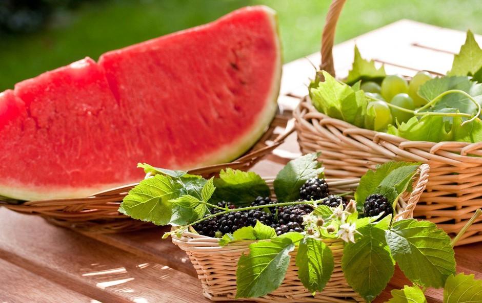 27 vrst sadja, največjih porabnikov telesne maščobe (foto: profimedia)