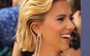 Za vlogo Črne vdove se je Scarlett Johansson pogodila za enako plačilo, kot ga dobijo moški