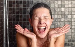 15 znanstveno dokazanih prednosti prhanja z mrzlo vodo