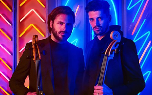 Luka Šulić in Stjepan Hauser: »Despacito sva naredila v eni uri!«