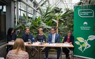 Ljubljanske mlekarne v odkup petih milijonov litrov slovenskega ekološkega mleka na leto