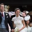 Samo štiri mesece po porodu Pippa Middleton v kopalkah očarala javnost!