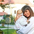 Radijska voditeljica Eva Cimbola o življenju, hčerki Ronji in novih izzivih