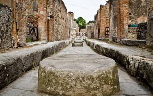Vezuv je Pompeje uničil po oktobru leta 79, ne pa avgusta
