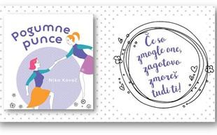 Knjiga za pogumne, srčne, navihane in odločne punce, ki spreminjajo svet!