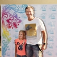 Werner prvič zapel skupaj s hčerko!