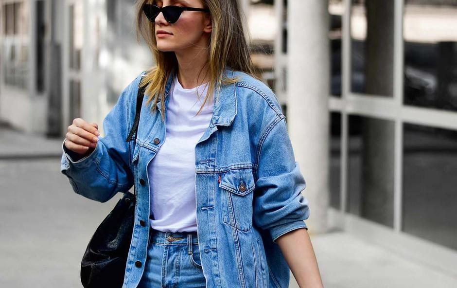 Kristina Vidic pravi, da dober stil niso samo modni trendi! (foto: osebni arhiv)