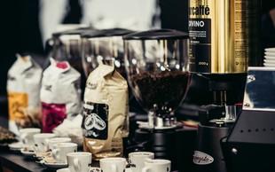 Barcaffè espresso, edina slovenska kava na sejmu v Trstu
