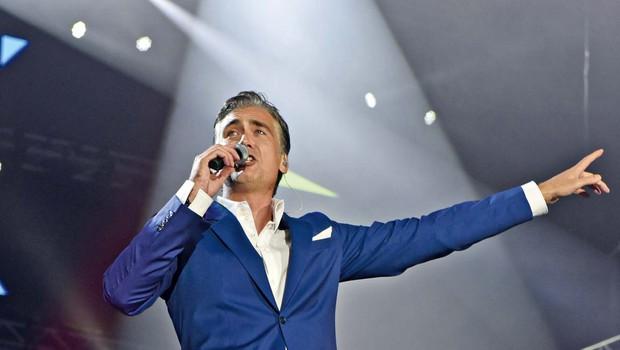 Jan Plestenjak koncert posvetil mami Dori (foto: Igor Zaplatil)