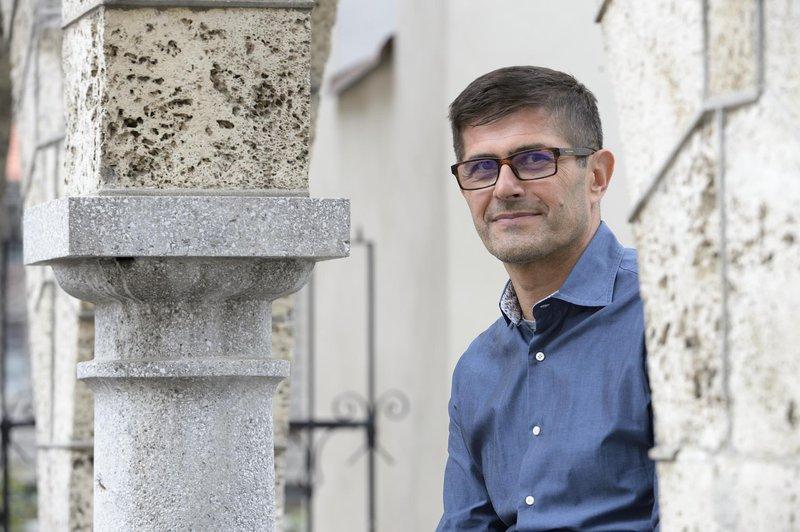 Matjaž Rakovec (kandidat za župana mesta Kranj)
