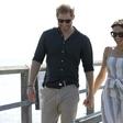 Vojvodinja Meghan in princ Harry ter prigode na turneji
