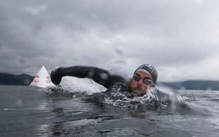 Britanski pustolovec preplaval 2900 kilometrov dolgo pot okrog Otoka
