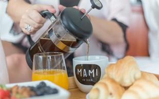 Nina Štefe je čas za kavo spremenila v posel
