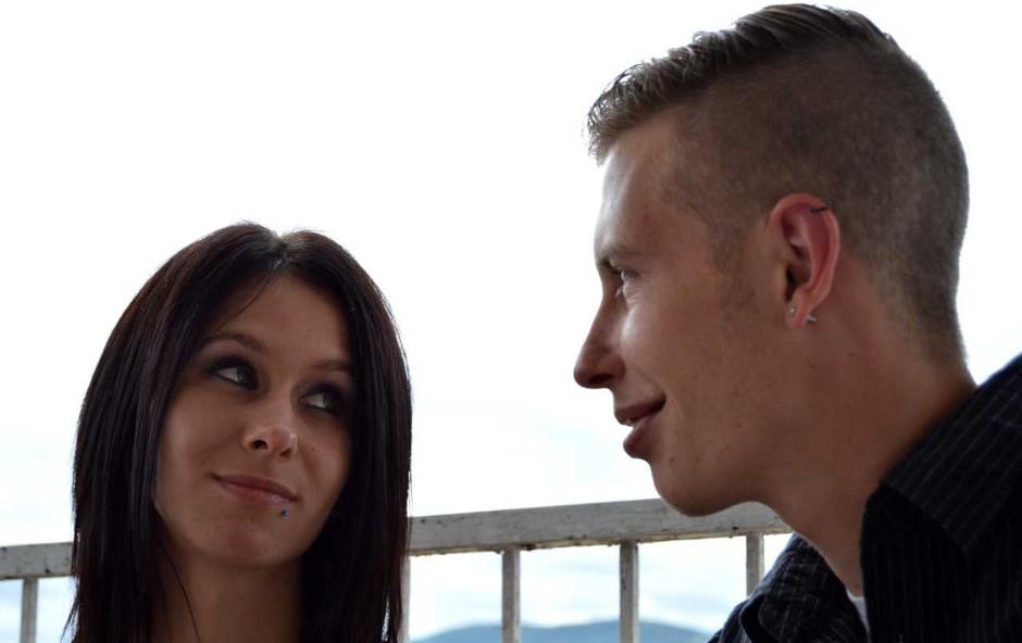"""Tamara Korošec: """"Lahko vam povem, da Renato je in ostaja moja največja ljubezen!"""" (foto: Aleš Rod)"""
